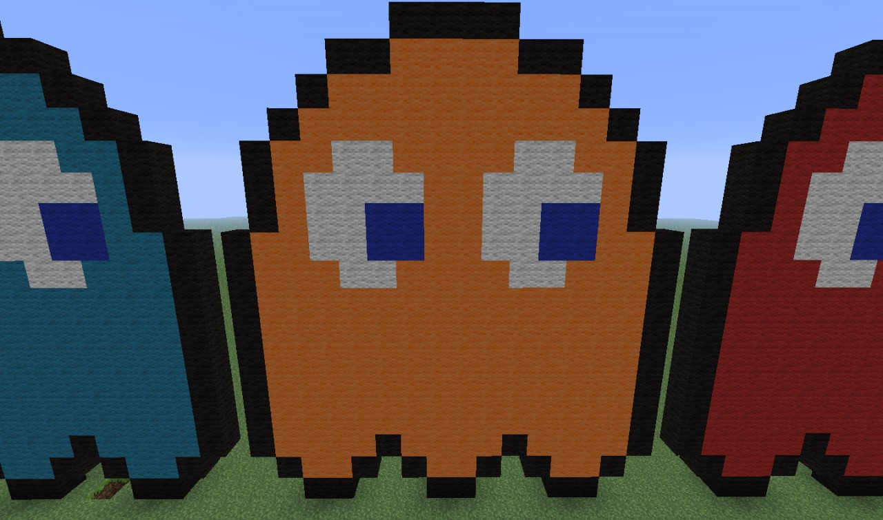 how to make a ghost in minecraft