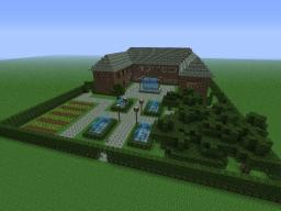 Aimon Manor Minecraft Map & Project