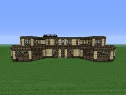 Classy House Minecraft Map & Project