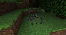 Obtainable bedrock Minecraft Mod
