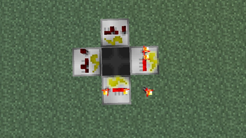 Red Stone Texture : Spoxe s redstone tp minecraft texture pack