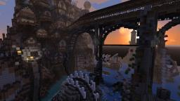 [Gravi'team] Steampunk City - timelapse + schematic Minecraft Map & Project