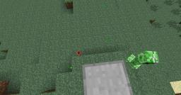 Creeper drop tnt Minecraft Mod