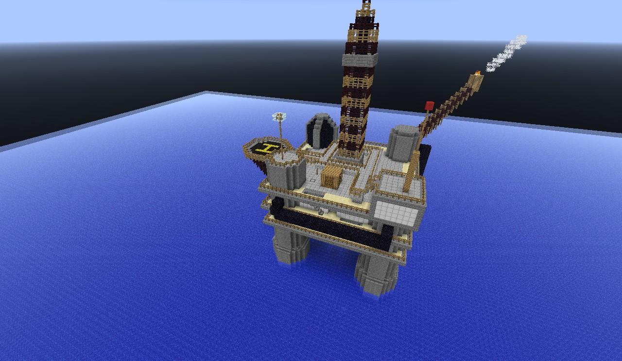 Shell Build Minecraft