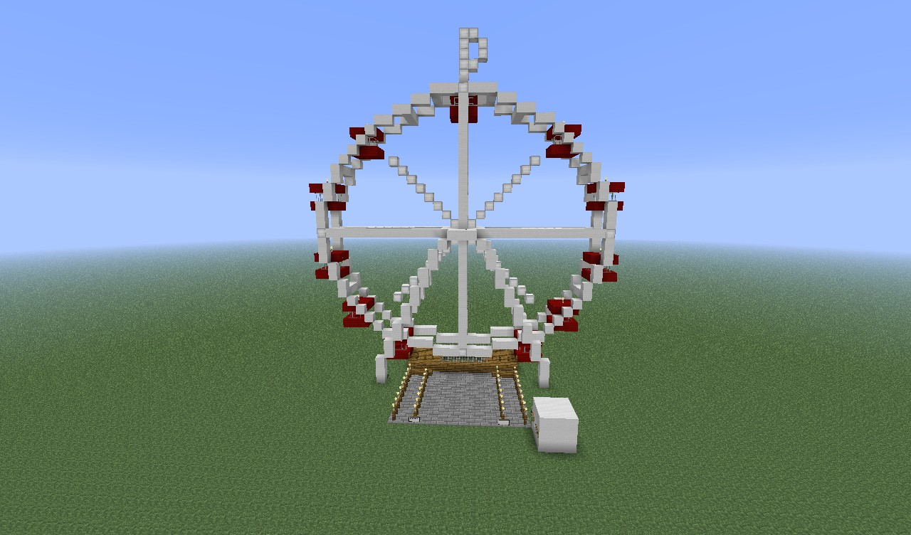 Ferris Wheel Projects Ferris Wheel w/ Schematic