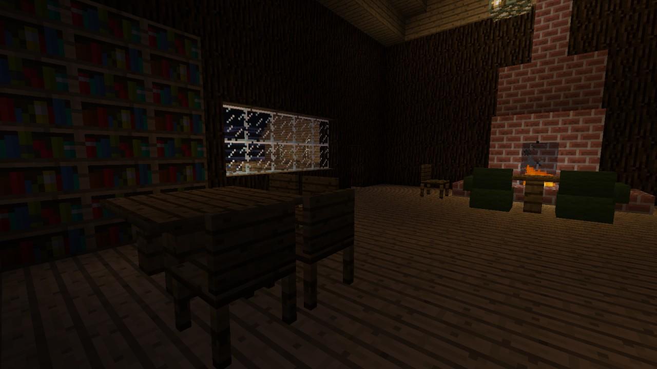 Inside the Main Cabin