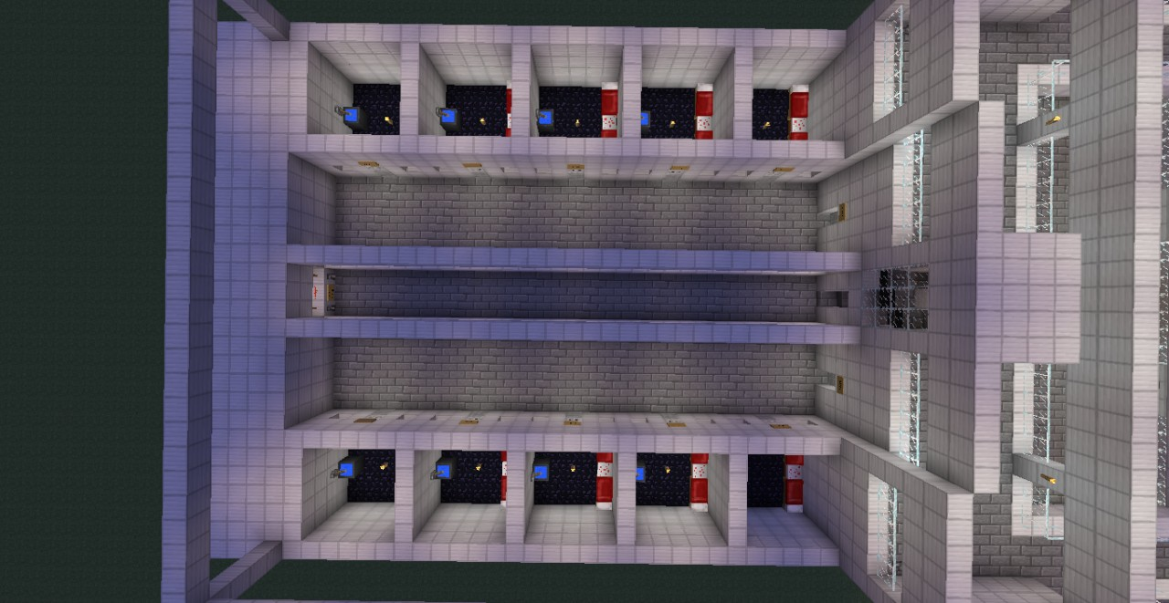 Maximum Security Prison Minecraft Project