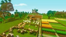 Minecraft Gronkh´s Bauernhaus 1:1 auf Gronkh´s ORIGINAL Alpha Map+ Download !!! Minecraft Map & Project