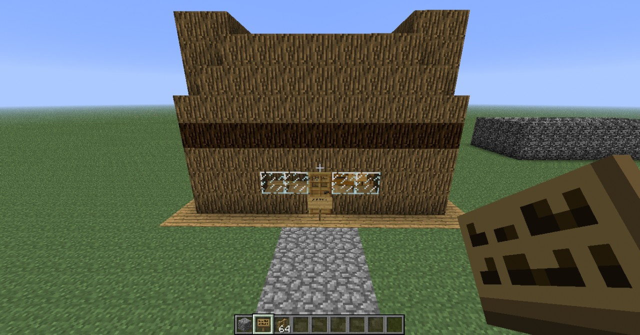 Mall and free house and free items minecraft project for Free house projects