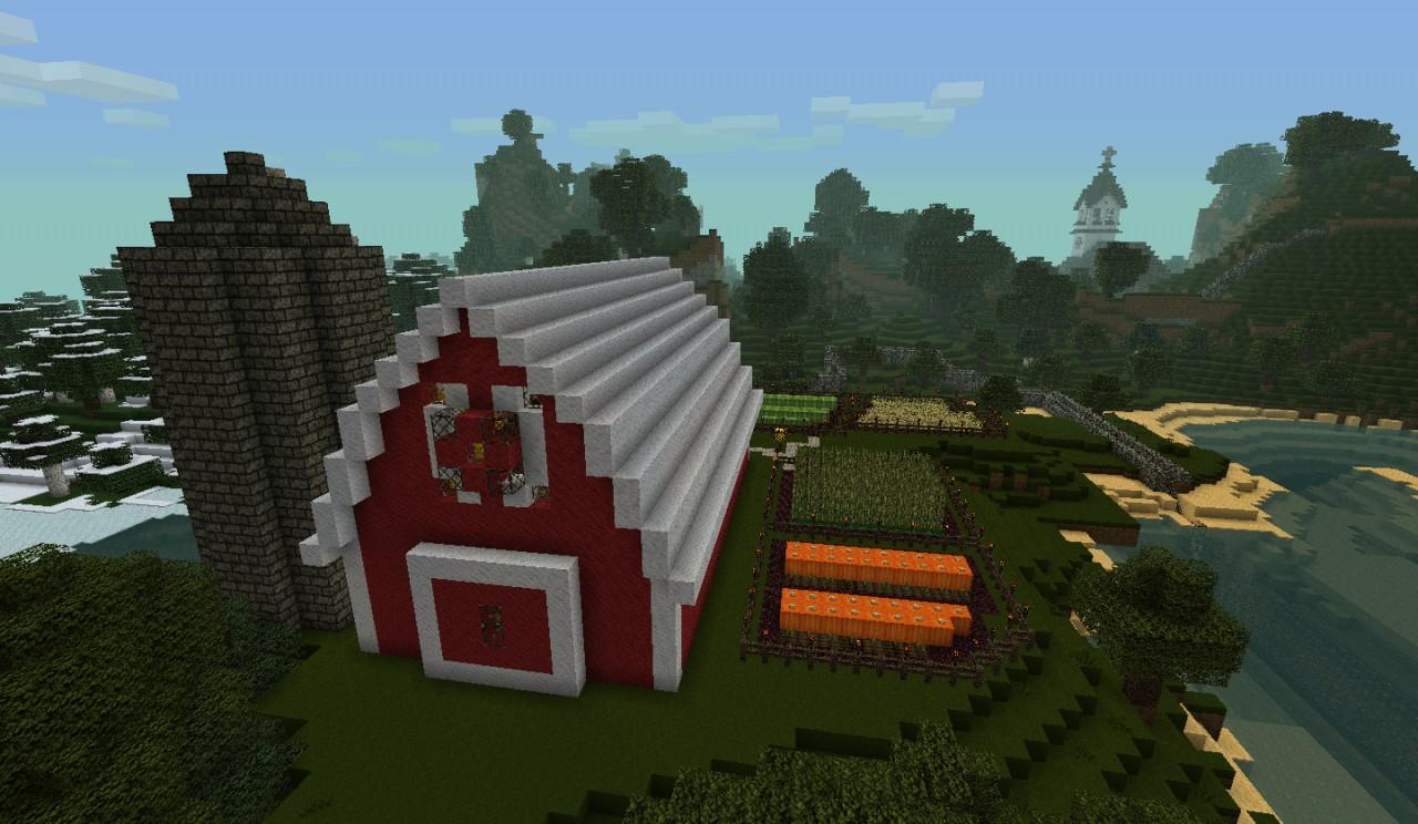 Farm Minecraft Project