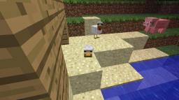Baby chickens? Minecraft Blog Post