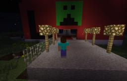 Minecon building Minecraft Project
