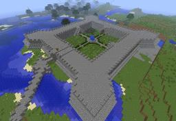 1695 Spanish Fortress Minecraft Map & Project