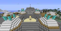 Huge City, With Arena/Spawn Etc. Minecraft Map & Project