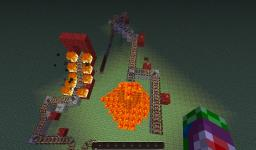 Fun Minecart ride (small one) but fun Minecraft Map & Project