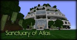 Sanctuary of Atlas Minecraft