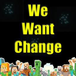 Petition: Minecraft Name Change Minecraft Blog Post