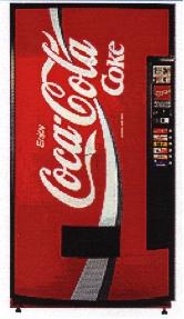 Coca Cola Machine Dispensers Minecraft Project