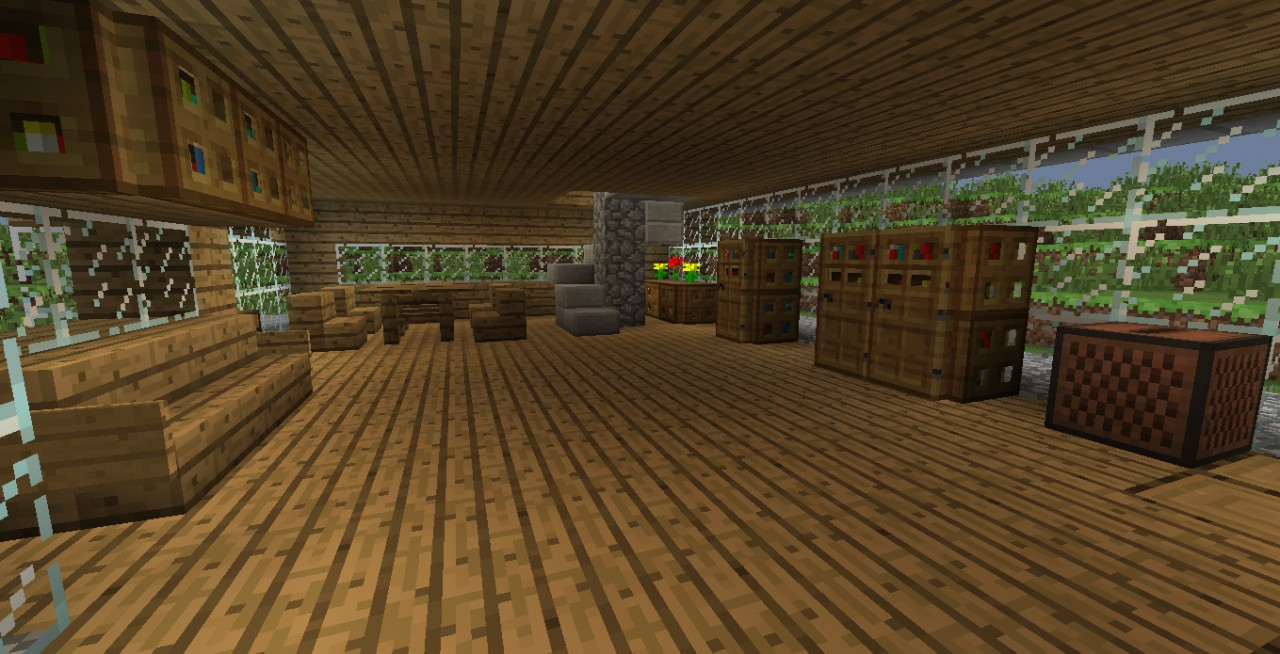 My Minecraft Mansion Minecraft Project