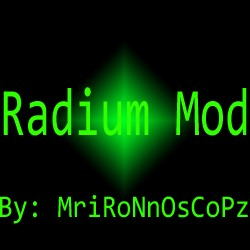 Radium Mod [ModLoader Needed] Minecraft Mod