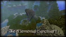 Elemental Sanctuary Minecraft Map & Project