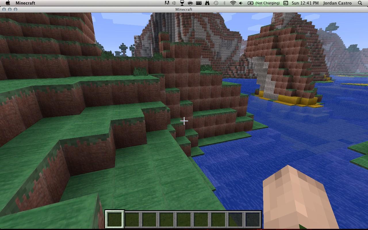 Ripcraft (HANDRAWN HD) 64x64 (minecraft 1.1) Minecraft Texture Pack