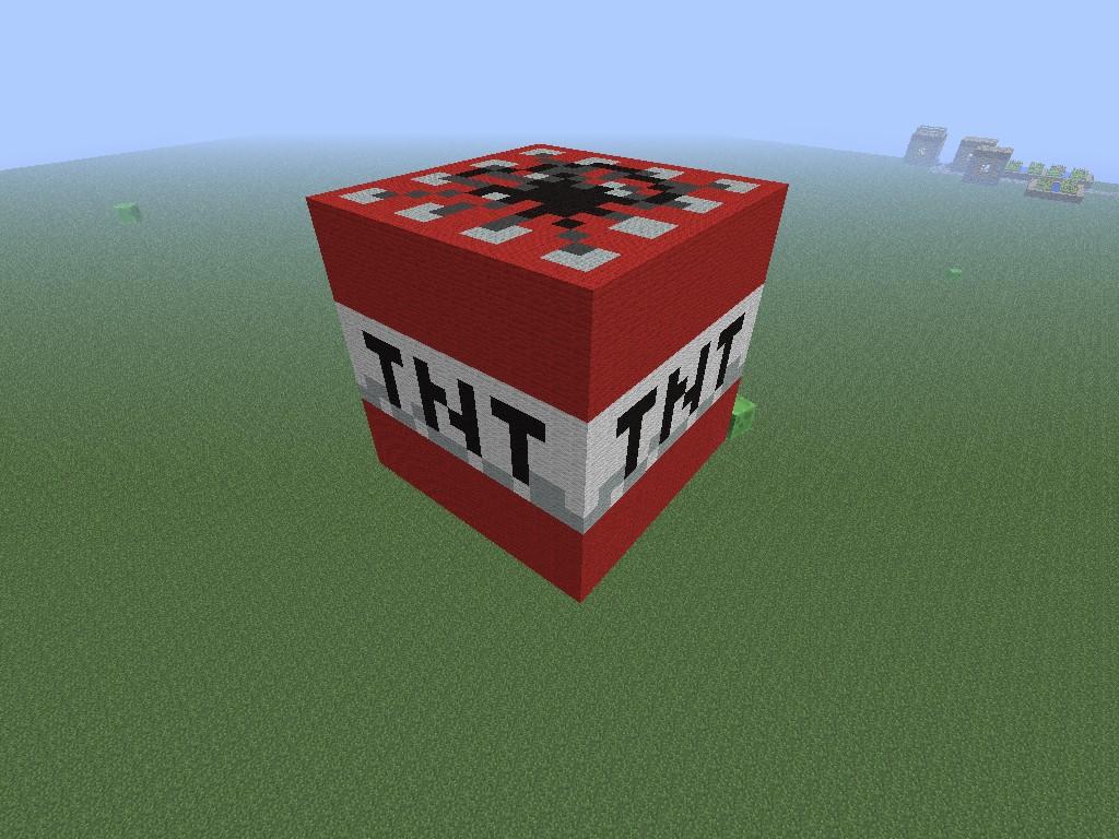 Tnt pixel art 3d