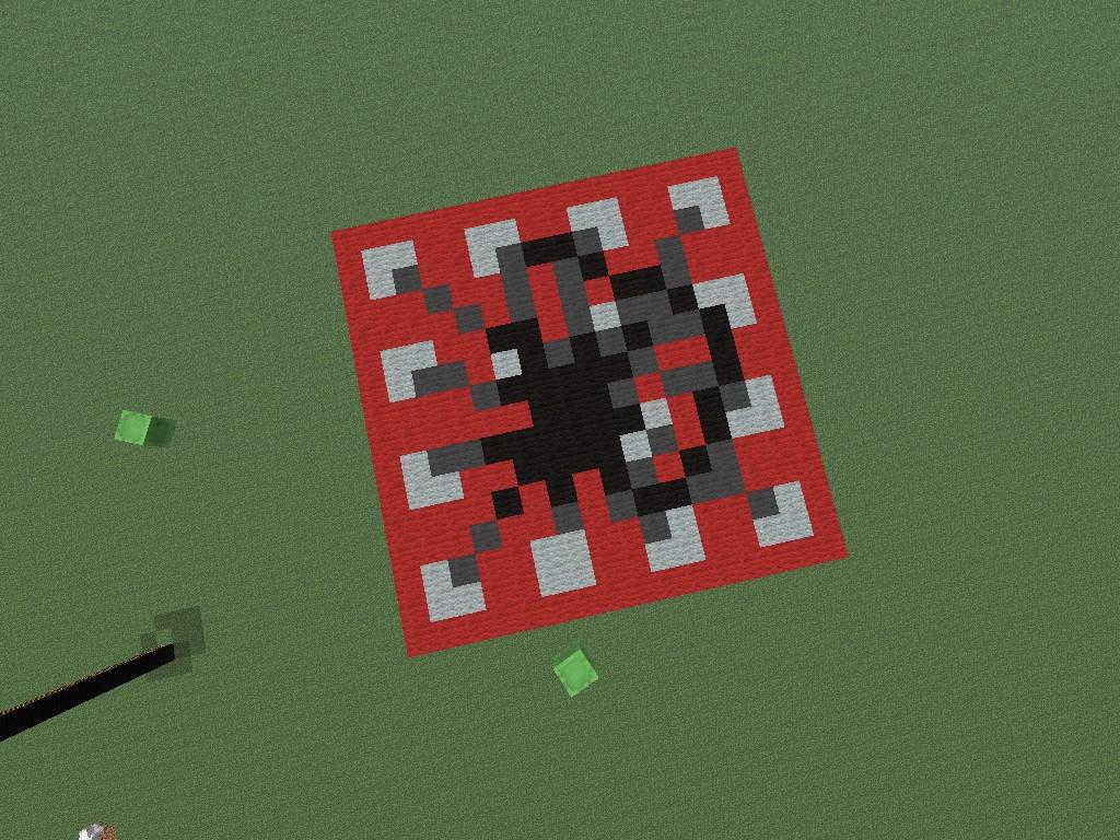 tnt pixel art 3d minecraft project. Black Bedroom Furniture Sets. Home Design Ideas
