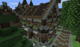 Taverne / Tavern Minecraft Project