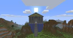 The Temple Of God Minecraft Project