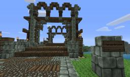 Torog - Brücke / Torog - Bridge Minecraft Map & Project