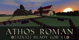 Athos Roman [32x32] Brand new and ready for 1.1 Minecraft Texture Pack