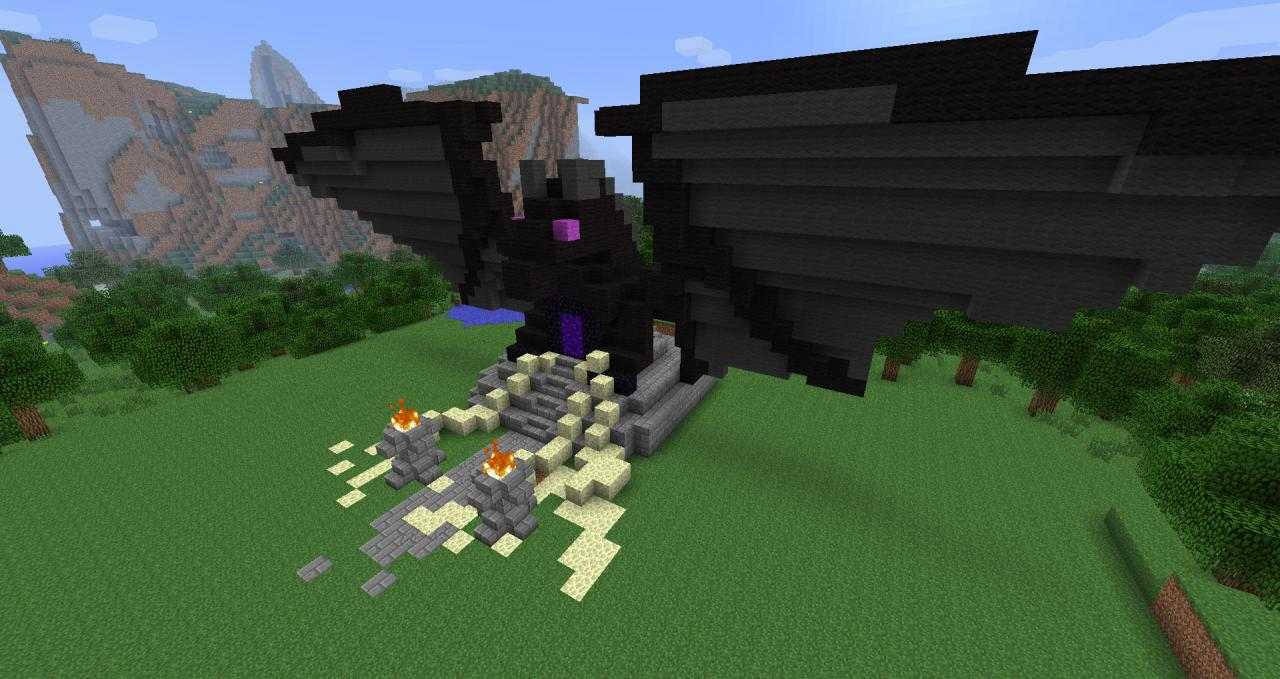 minecraft how to make a dragon egg hatch 1.8