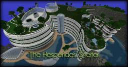 The Hesperides' Shelter Minecraft