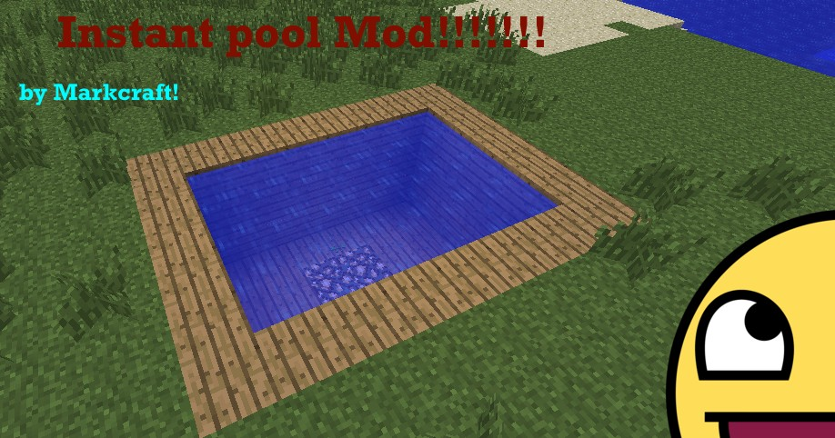 Minecraft Pool Gallery