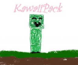 KawaiiPack- Texture Pack (UNFINISHED) Minecraft Texture Pack