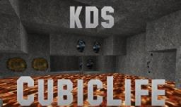 KDS Cubiclife 256x 1.5.2 / 13w18c Minecraft Texture Pack