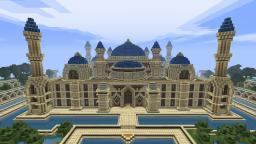 Minecraft Timelapse - Arabius City Minecraft Map & Project