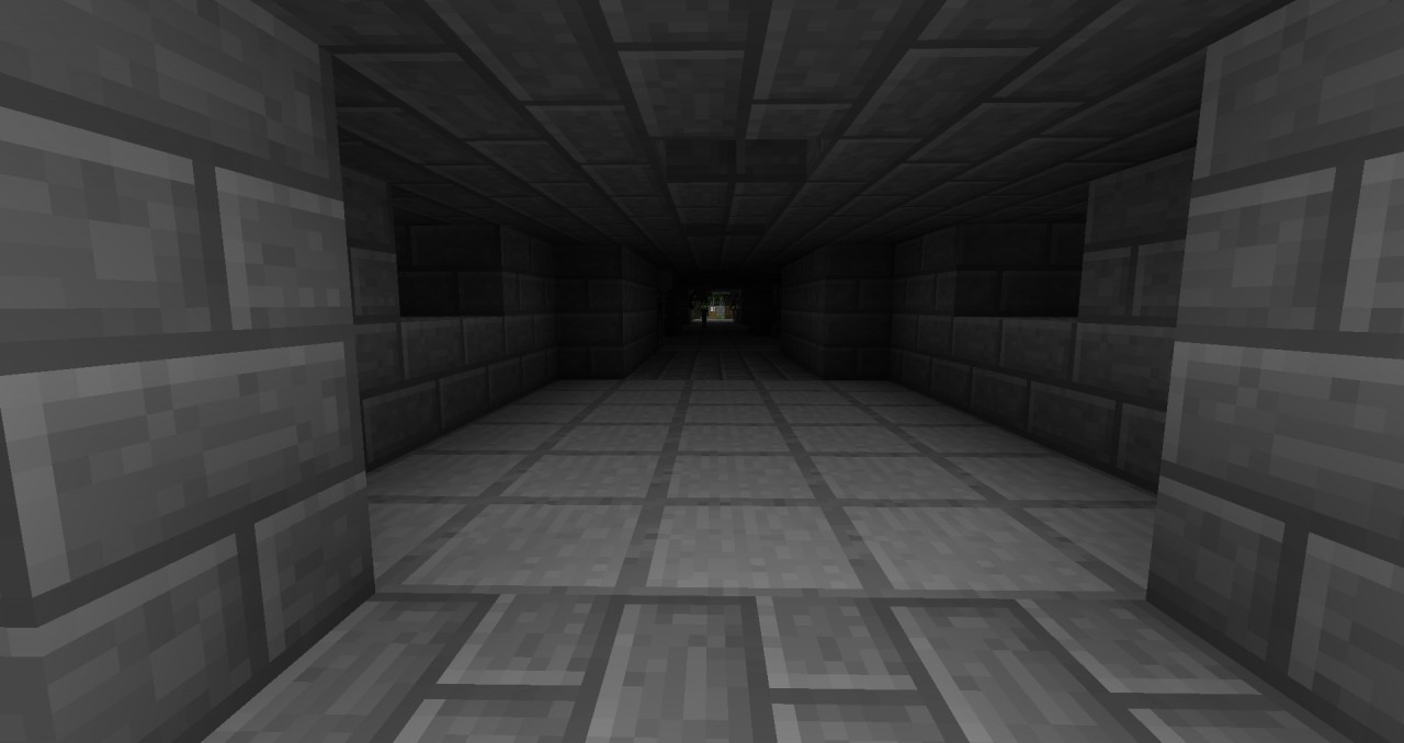 The dark tunnels! Watch out for mobs!