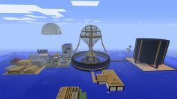 FaithlessCraft World save 1.8.1 Minecraft Map & Project