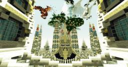 Sagrada Familia Minecraft Project