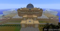 Emirates Palace Abu Dhabi (7- Star Hotel / 7 Sterne Hotel) Minecraft Map & Project