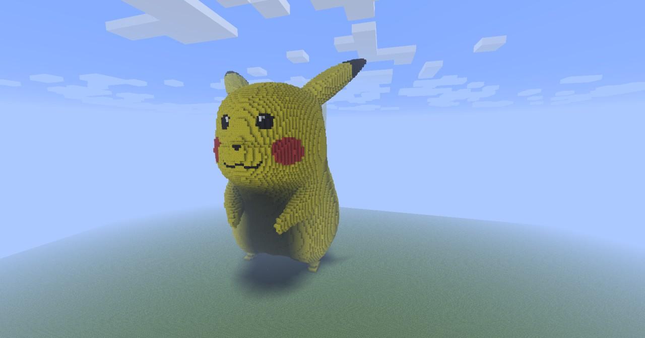 pixel art 3d pokemon