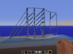 My fantasy ship Deadalus Minecraft Map & Project