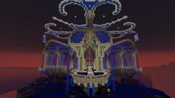 Ascended Spawn (Used For Aether or Skylands) Minecraft Project