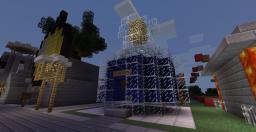 Potion-Shaped Alchemy Shop, Age of Citycraft Minecraft Map & Project