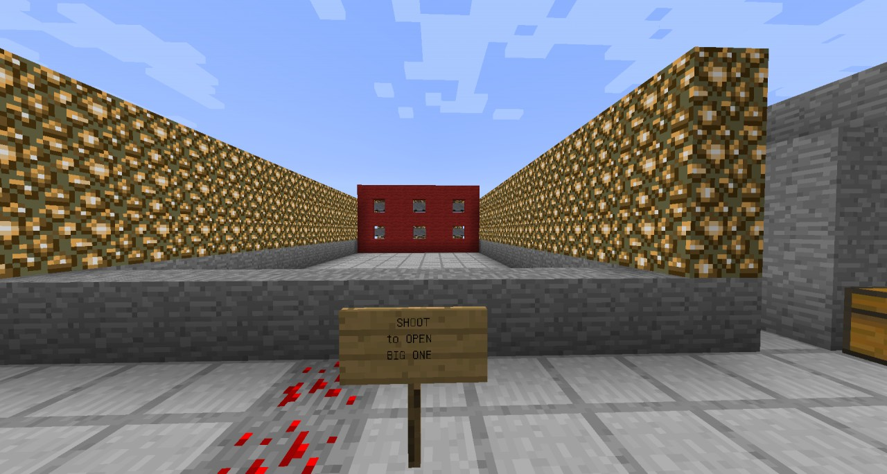 Very easy and cool red stone things for your adventure challenge map