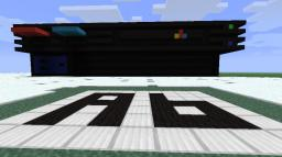 PS2 Phat Console Minecraft Map & Project