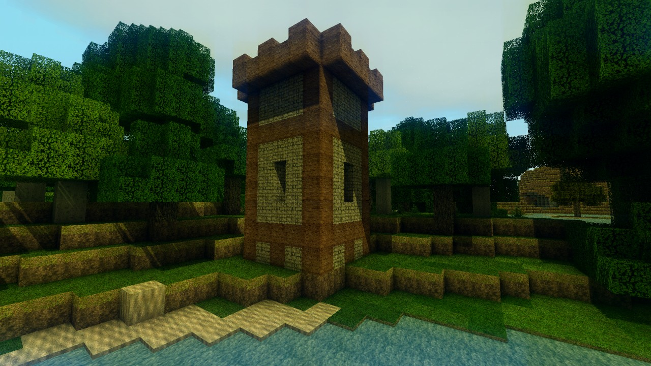 1.4 Viking Realistic Pack 256x256 Minecraft Texture Pack