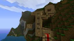 the lone island Minecraft Map & Project